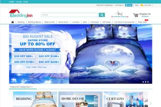 Beddinginn website