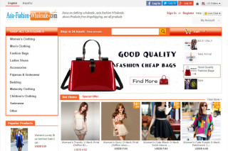 asia fashion wholesale website