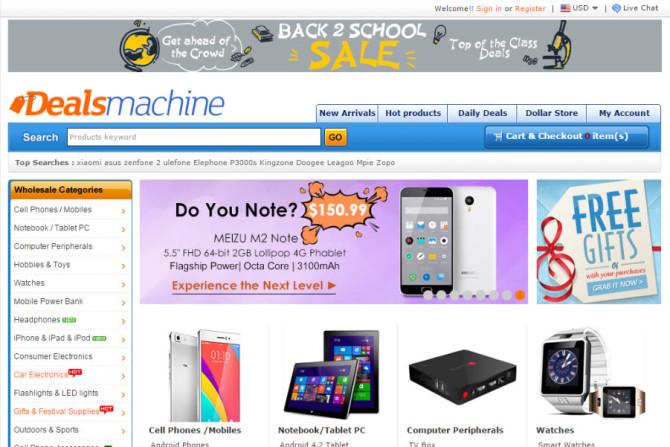 dealsmachine website