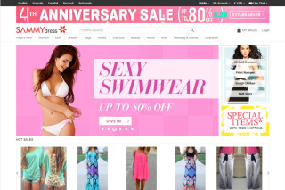sammydress website