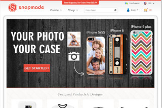snapmade website