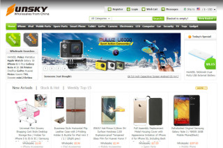sunsky website