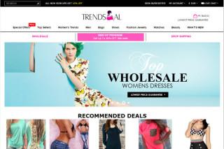 trendsgal website